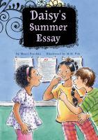 Daisy's Summer Essay