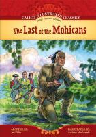 James Fenimore Cooper's The Last of the Mohicans