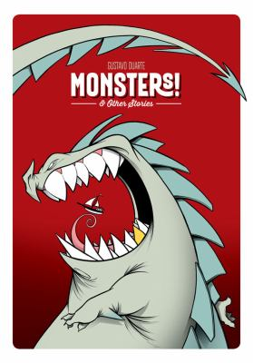 Cover image for Monsters! & Other Stories