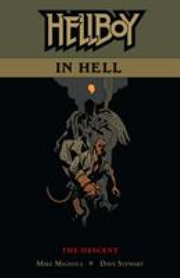 Hellboy in Hell: Volume 1 The Descent cover