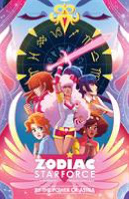 Cover image for Zodiac Starforce