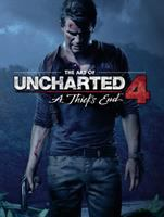 The Art of Uncharted 4, A Thief's End