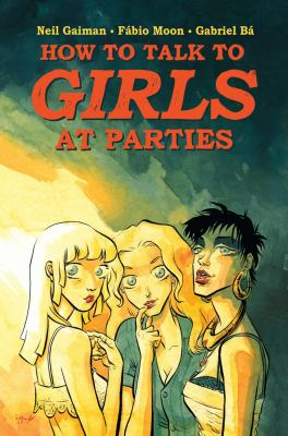 How to Talk to Girls at Parties book jacket