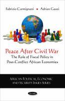 Peace After Civil War
