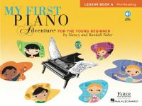 My First Piano Adventure: For the Young Beginner. Lesson Book A, Pre-reading