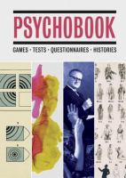 Psychobook : Games, Tests, Questionnaires, Histories