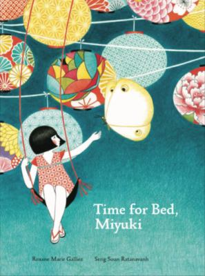 Time for Bed, Miyuki(book-cover)