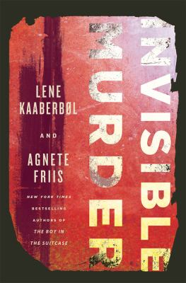 Cover image for Invisible Murder
