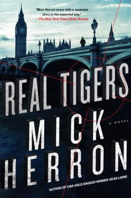 Cover image for Real Tigers