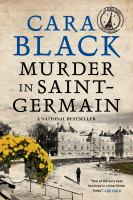 Murder in Saint Germain