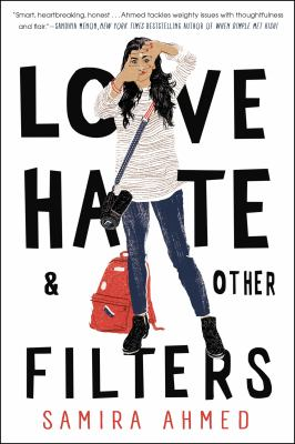 Love, Hate, and Other Filters book jacket