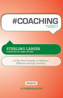 #Coaching Tweet