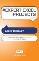#Expert Excel Projects Tweet
