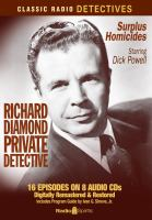 Richard Diamond Private Detective