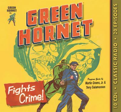 Cover image for Green Hornet