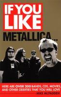 If You Like Metallica