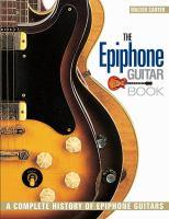 The Epiphone Guitar Book