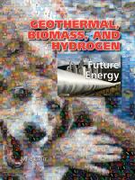 Geothermal, Biomass, and Hydrogen