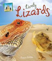 Lively Lizards