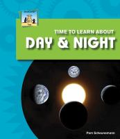 Time to Learn About Day and Night