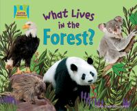 What Lives in the Forest?