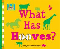 What Has Hooves?