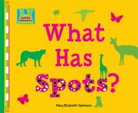 What Has Spots?