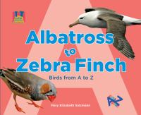 Albatross to Zebra Finch