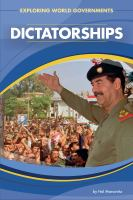 Dictatorships