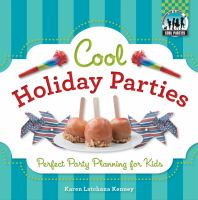 Cool Holiday Parties