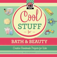Cool Stuff for Bath & Beauty