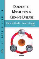 Diagnostic Modalities in Crohn's Disease