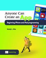 Anyone Can Create An App