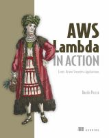 AWS Lambda in Action