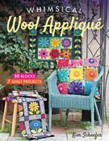 Whimsical Wool Applique