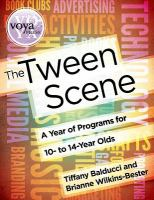 The Tween Scene