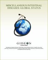 Miscellaneous Intestinal Diseases