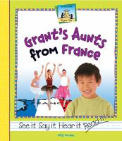 Grant's Aunts From France