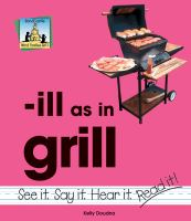 Ill as in Grill