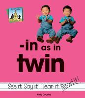 In as in Twin
