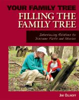 Filling the Family Tree