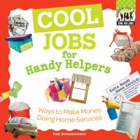 Cool Jobs for Handy Helpers