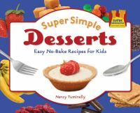 Super Simple Desserts