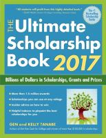 Ultimate Scholarship Book 2017