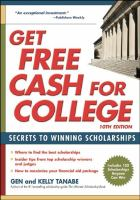 Get Free Cash for College