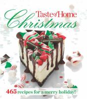 Christmas : [465 recipes for a merry holiday!].