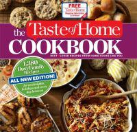 The Taste of Home Cookbook