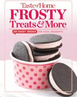 Frosty Treats and More