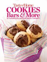 Taste of Home Cookies, Bars & More