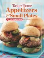 Appetizers and Small Plates